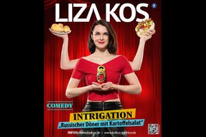 "Liza Kos - ""Intrigation"""