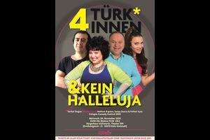 4 Türk*innen und kein Halleluja