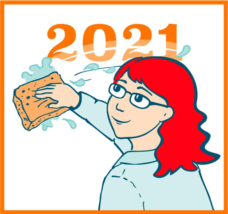 Anny Hartmann - Jahresrückblick 2021