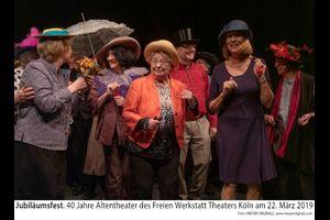 Szenen aus 40 Jahren Altentheater