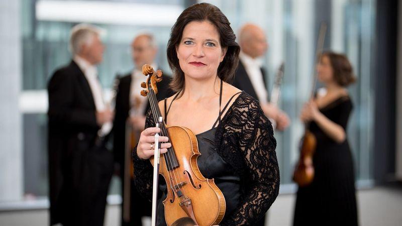 Katharina Sprenger, Mitglied des MDR-Sinfonieorchesters