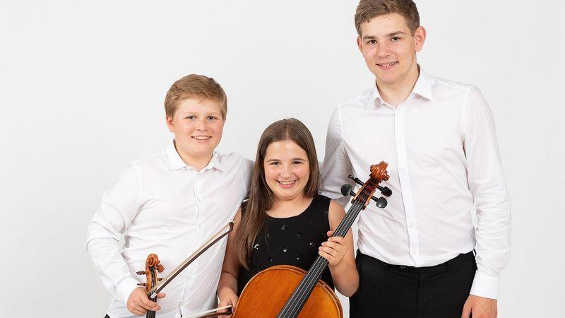 Trio Florales