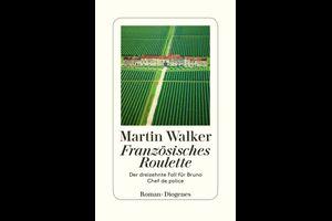 Lesung mit Martin Walker am 19.10.2021 in der Backfabrik