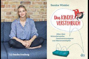 """Sandra Winkler präsentiert ihr """"Kinderverstehbuch"""""""
