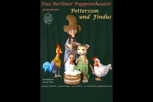 """Puppentheater """"Pettersson & Findus: Eine Geburtstagstorte für die Katze"""""""