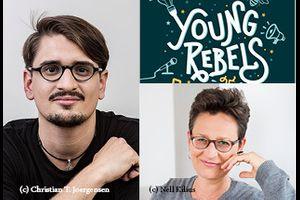 """Buchpremiere zu """"Young Rebels: 25 Jugendliche, die die Welt verändern"""""""