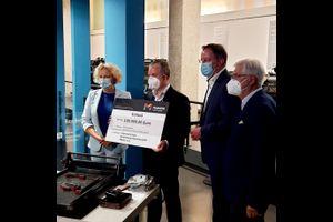 Spende der Mainzer Stadtwerke AG
