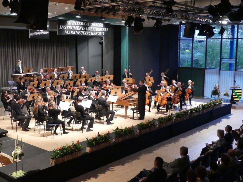 Sinfonieorchester Markneukirchen 2019