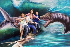 """Sonderausstellung """"Einfach tierisch - Spaß mit Dino, Mammut und Co."""""""