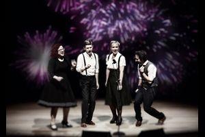 "Ein Abend à la Hollywood mit dem A capella Quartett ""SomeSing"""