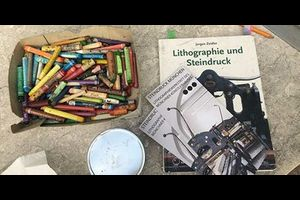 Lithografie-Workshop für Jugendliche, 10-14 Jahre