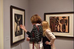 Öffentliche Führungen im Kunstmuseum Pablo Picasso Münster