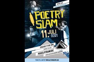 #11 Outdoor Poetry Slam