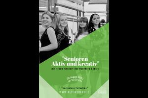 Senioren - Aktiv und kreativ!
