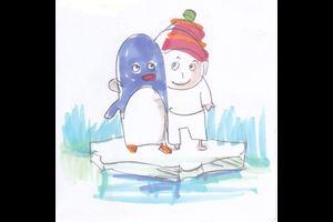 Pinguin gefunden (4+ / 60 Min.)