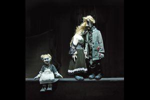 Figurentheater - Gäste - Abendprogramm