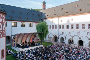 Absage: Wandelkonzert im Kloster