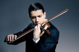 Absage: Sandro Roy, Violine / Jerome Weiss, Klavier