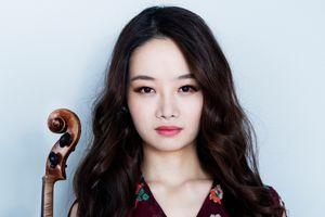 Absage: Bomsori Kim, Violine / Julia Okruashvili, Klavier