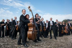 Célestin Guérin, Trompete / Ana de la Vega, Flöte / Dresdner Kapellsolisten / Helmut Branny, Leitung