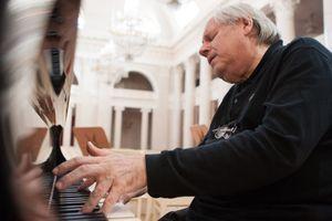Absage: Grigory Sokolov, Klavier
