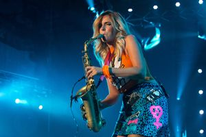 Absage: Candy Dulfer