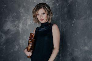 Absage: Lisa Batiashvili, Violine / Camerata Salzburg / François Leleux, Oboe & Leitung