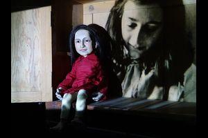 """artisanen zeigen: """"Anne Frank"""""""