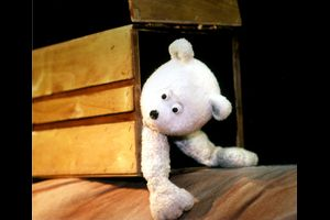 """Figurentheater Ute Kahmann zeigt: """"Der kleine Eisbär"""""""