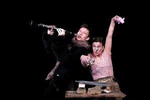 """Kranewit Theater zeigt: """"Drei kleine Schweinchen"""""""