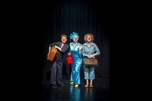 "Theater NADI zeigt: ""Robinson Clown"""