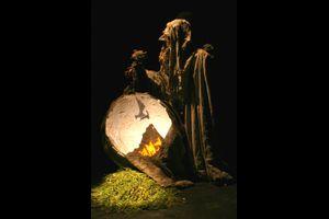 """Figurentheater Wilde & Vogel zeigen: """"Der Hobbit oder Dorthin und wieder zurück """""""
