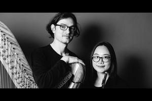 Duo Chen Shen (Querflöte) & Anton Mangold (Harfe)