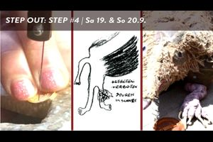 Step out: Step #4