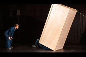 Big Box & kleines Orchester