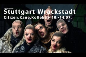 Stuttgart Wrackstadt