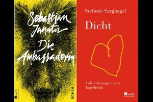 """Stefanie Sargnagel und Sebastian Janata lesen """"Dicht"""" und """"Die Ambassadorin"""""""