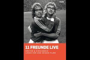 11 FREUNDE live