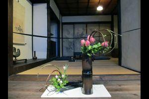 Ikebana-Zeremonie