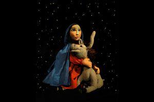 Marias kleiner Esel