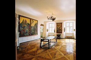 Schätze der Kunstsammlung (1300-1800)