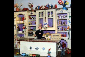 Kleine Welt ganz groß – Die Puppenstubensammlung