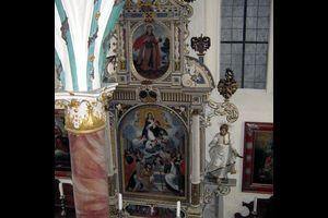 Die Luzienkapelle – Architektur und Ausstattung