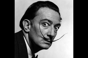 Themenführung: Salvador Dalí - (Selbst)Inszenierungen