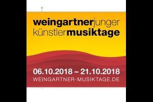 Weingartner Musiktage Junger Künstler