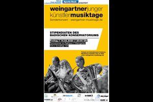 Weingartner Musiktage 2020