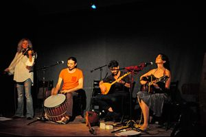 Nupelda – Songs & Melodies from Anatolia, Mesopotamia & Berlin