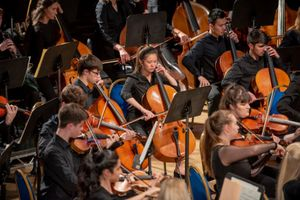 Berliner Dom: Grampian Youth Orchestra