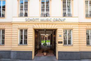 DMR PM Tradition und Innovation: Deutscher Musikrat gratuliert Schott zum 250. Geburtstag