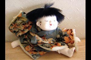 Gosho-Puppen von Koho YOSHINO
